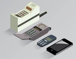 When Was The Cell Phone Invented The History Of Mobile Phones Gadget Lab Cell Phone Repair