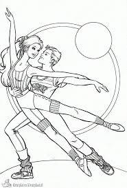 Gratis Kleurplaten Dansen Brekelmansadviesgroep
