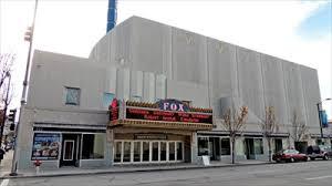 Fox Theater Spokane Wa Seating Chart Fox Theater Spokane Wa News Article Locations On