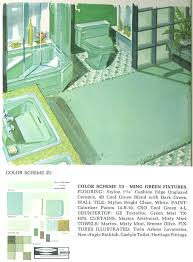 the color green in kitchen and bathroom sinks tubs and toilets seafoam green jadeite jadeite seal
