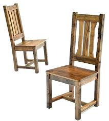 solid wood dining room chairs craftsman style dining room table