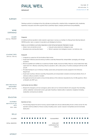 Education Section Of Resume Examples Sergeant Resume Samples And Templates Visualcv