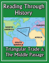 best middle passage ideas text generator font  the triangular trade and the middle passage