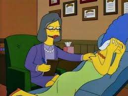 Image result for marge simpson fear of flying