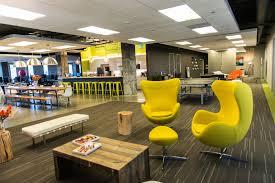 award winning office design. 2 Level Design Award Winning Office F