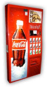 Coca Cola Vending Machine Hack Interesting Short Assignments RemmetS' Blog