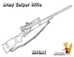 Gun Coloring Pages Printables Gun Coloring Pages Printable Gun