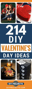 check out 214 diy valentine s day ideas to do with the ones you love at s