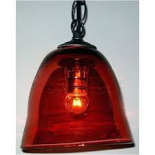 red glass pendant lights crystal dark red glass pendant light artistic artisan hand blown pendants antique