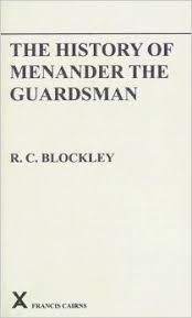 the history of menander the guardsman introductory essay text  3967502