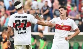 Leverkusen's bosz acknowledges pressure after cup exit. Le Vfb Stuttgart Vole Au Secours Du Soldat Benjamin Pavard