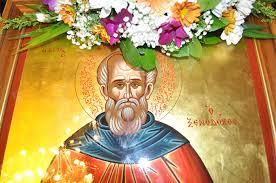 Αποτέλεσμα εικόνας για Ο άγιος Σαμψών ο Ξενοδόχος