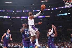 Photos: Lakers vs Hornets (10/27/19 ...