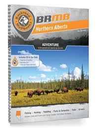 Alberta Distance Chart Northern Alberta Backcountry Maps