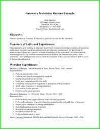 Healthcare Medical Resume Pharmacy Technician Resumes Pharmacy Technician  Resume No Experience.