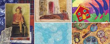 Free Art Quilt Patterns & Tutorials from Quilting Arts - The ... & 5 Free Handmade Quilt Ideas Adamdwight.com