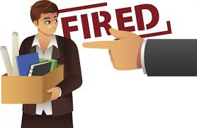 getting fired ie s youth information website being fired or dismissed