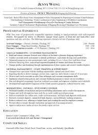 Resume Templates Retail Gorgeous Resume Computer Retail Sales Templates Retail Store Manager