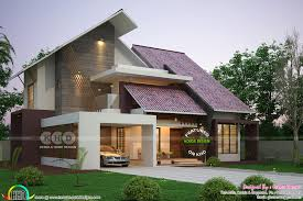 Modern Kerala Home Design 2019 Beautiful Modern Contemporary Home At Palakkad This Beautiful Modern Contemporary Home Designed To Be Built In 2097 Square Feets 195 Square Meters By Perfecthomedesignz Published November 4 2019 Last Modified