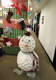 office christmas decorating themes. work office decor themes cubicle christmas decoration decorating
