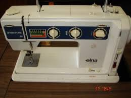 Elna Sewing Machines For Sale