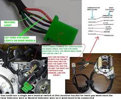 tbolt usa tech database tbolt usa llc also the neutral and gear switch wires wont be needed as shown