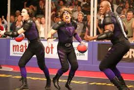 i will also need a little globo gym logo for his head band felt possibly are the pads they re wearing football pads