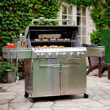 dazzling weber gas grills for your outdoor kitchen design weber summit s 670 gas grill
