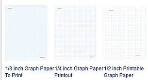 Printable Grid Paper Template Inspiration Places To Find Free Printable Graph Paper