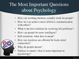 best topics for psychology research