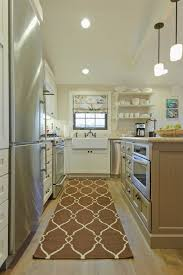 kitchen simple contemporary rugs for designer inspirations modern remodel 8