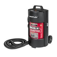 lincoln electric miniflex fume extractor