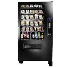 Used Cold Food Vending Machines Mesmerizing Seaga INF48F VC48700 Cold Food Machine Gumball