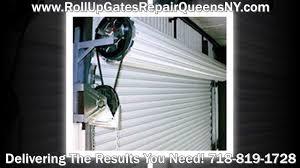 Decorating overhead roll up door pictures : Roll Up Door Repair Queens NYC 718-819-1728 Rolling Doors Queens ...