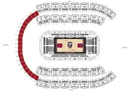 Rocket Mortgage Fieldhouse 3d Seating Chart Cavs Seating Chart Gallery Of Chart 2019