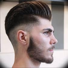 Dégradé Homme Cheveux Long