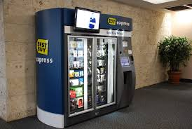 Best Place To Buy Vending Machines Beauteous Find A Best Buy Express Kiosk With Our Stores API Best Buy