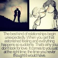 Unexpected Love Quotes Extraordinary Unexpected Love Inspiring Quotes And Sayings Juxtapost