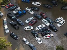 harvey wrecks up to a million cars in car dependent houston