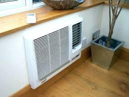 thru wall air conditioners wall units thru wall air conditioner heater and air conditioner combination window