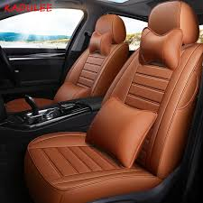 whole custom leather car seat cover for land rover range rover discoverer 3 4 5 freelander