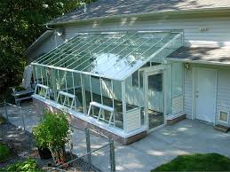 traditional glass lean to greenhouse 20 w x 30 l twin wall