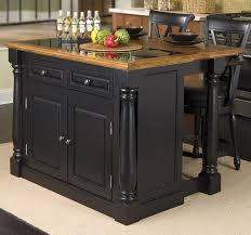 Belmont Black Kitchen Island Black Kitchen Island Home Design Ideas