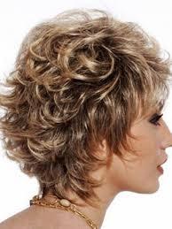 Hairstyle Short Blonde Curly Hair Short Wavy Hair Short Layered