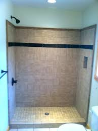install tub shower combo tile cost to replace replacing fiberglass