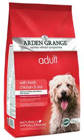 Arden Grange Adult Dog Chicken & Rice - Orange Pet Nutrition