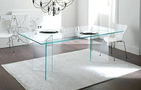 full size of glass top extendable dining room table and 4 chairs 6 all modern kitchen
