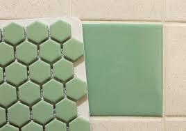 green wall tiles mosaic hex vintage green bathroom floor green bathroom tiles melbourne
