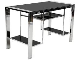 office glass tables. Creative-glass-desk Office Glass Tables E