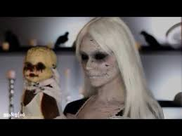 ed porcelain doll makeup tutorial how